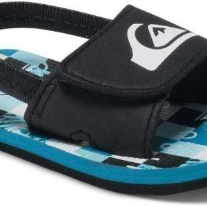 Quiksilver Flip-Flops Molokai Black/White