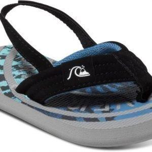 Quiksilver Flip-Flops Molokai Grey/Blue