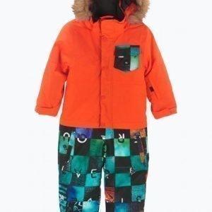 Quiksilver Rookie Kids Suit Haalari