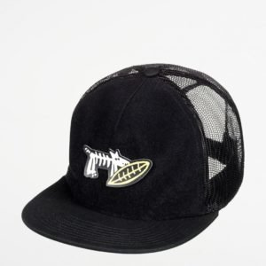 Quiksilver Swaggles Youth Lippis Musta
