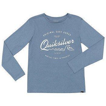 Quiksilver paita t-paidat pitkillä hihoilla