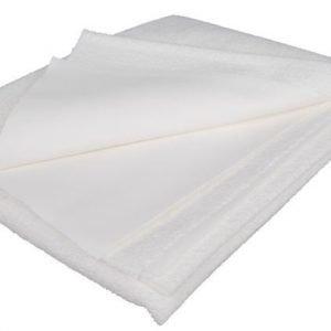 Rätt Start Sänkysuoja Muovitettu frotté 75 x 90 cm