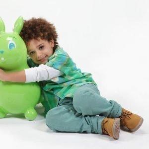 Raffy hyppypupu vihreä