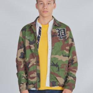 Ralph Lauren Bayport Wb Outerwear Jacket Takki Vihreä