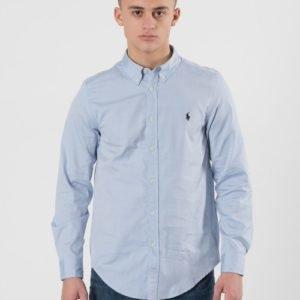 Ralph Lauren Blake Shirt Kauluspaita Sininen
