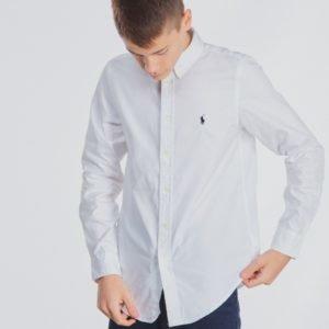 Ralph Lauren Blake Shirt Kauluspaita Valkoinen