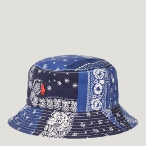 Ralph Lauren Bucket Hat Apparel Accessories Hat Lippis Kirjava