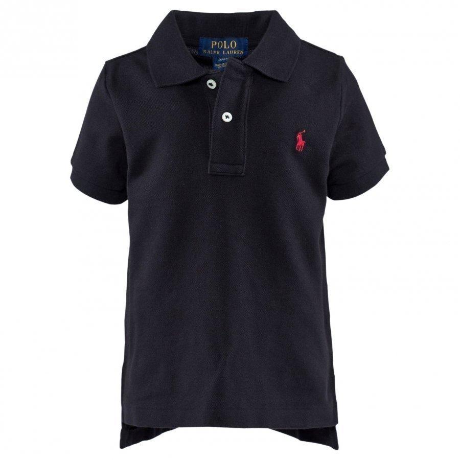 Ralph Lauren Classic Polo Black Pikeepaita