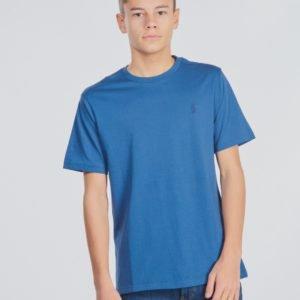 Ralph Lauren Cn Tops T Shirt T-Paita Sininen