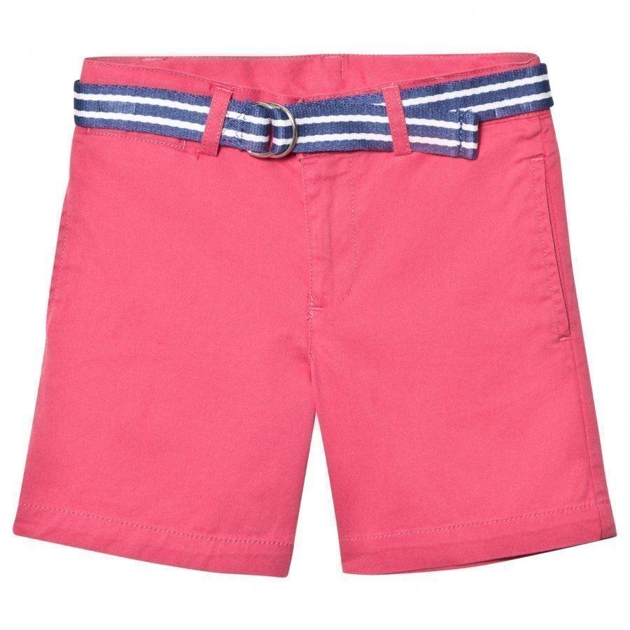 Ralph Lauren Coral Classic Chino Shorts Belt Shortsit
