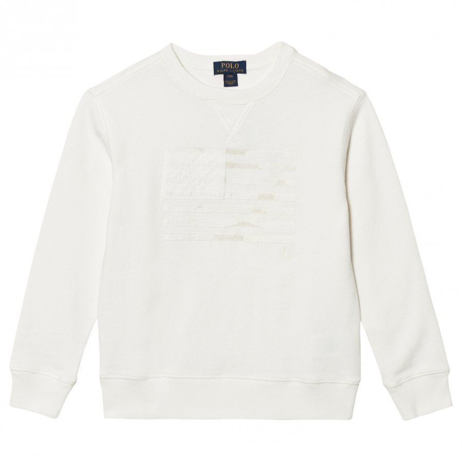 Ralph Lauren Cotton Atlantic Terry Pullover Sweatshirt Oloasun Paita