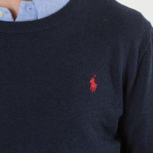 Ralph Lauren Crew Neck Sweater Neule Sininen