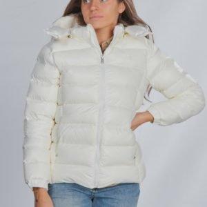 Ralph Lauren Down Jacket Outerwear Jacket Takki Valkoinen