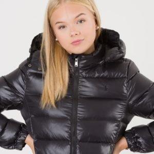 Ralph Lauren Down Jacket Takki Musta