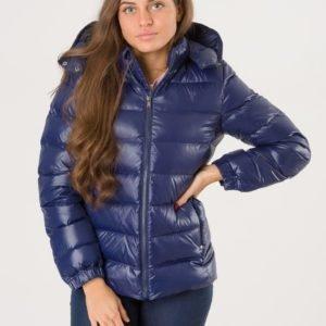 Ralph Lauren Down Jacket Takki Sininen