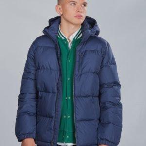 Ralph Lauren El Cap Jacket Outerwear Jacket Takki Sininen