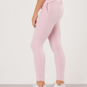 Ralph Lauren Fleece Legging Leggingsit Vaaleanpunainen