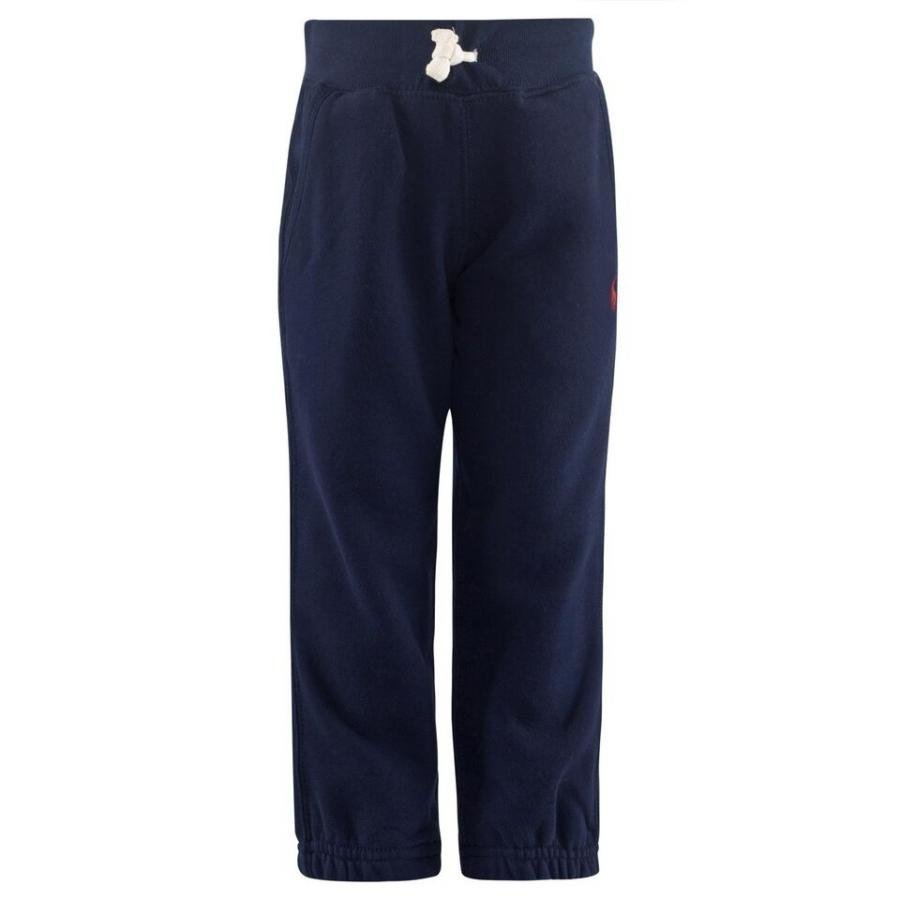 Ralph Lauren Fleece Pull On Pant Cruise Navy Chinos Housut