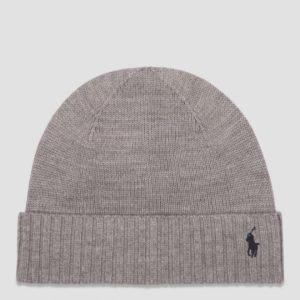 Ralph Lauren Hat Apparel Accessories Hat Hattu Harmaa