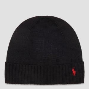 Ralph Lauren Hat Apparel Accessories Hat Hattu Musta