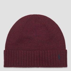 Ralph Lauren Hat Apparel Accessories Hat Hattu Punainen