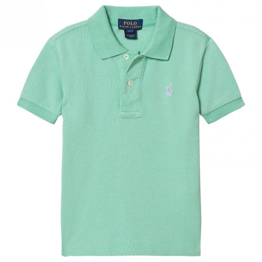 Ralph Lauren Lime Classic Polo Pikeepaita