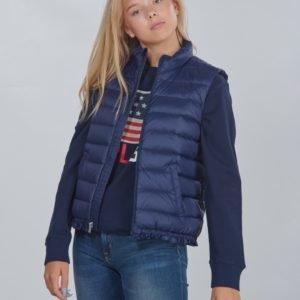 Ralph Lauren Lt Wt Pck Vs Outerwear Vest Liivi Sininen