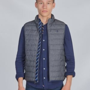 Ralph Lauren Packable Vst Outerwear Vest Liivi Harmaa
