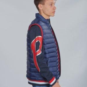 Ralph Lauren Packable Vst Outerwear Vest Liivi Sininen