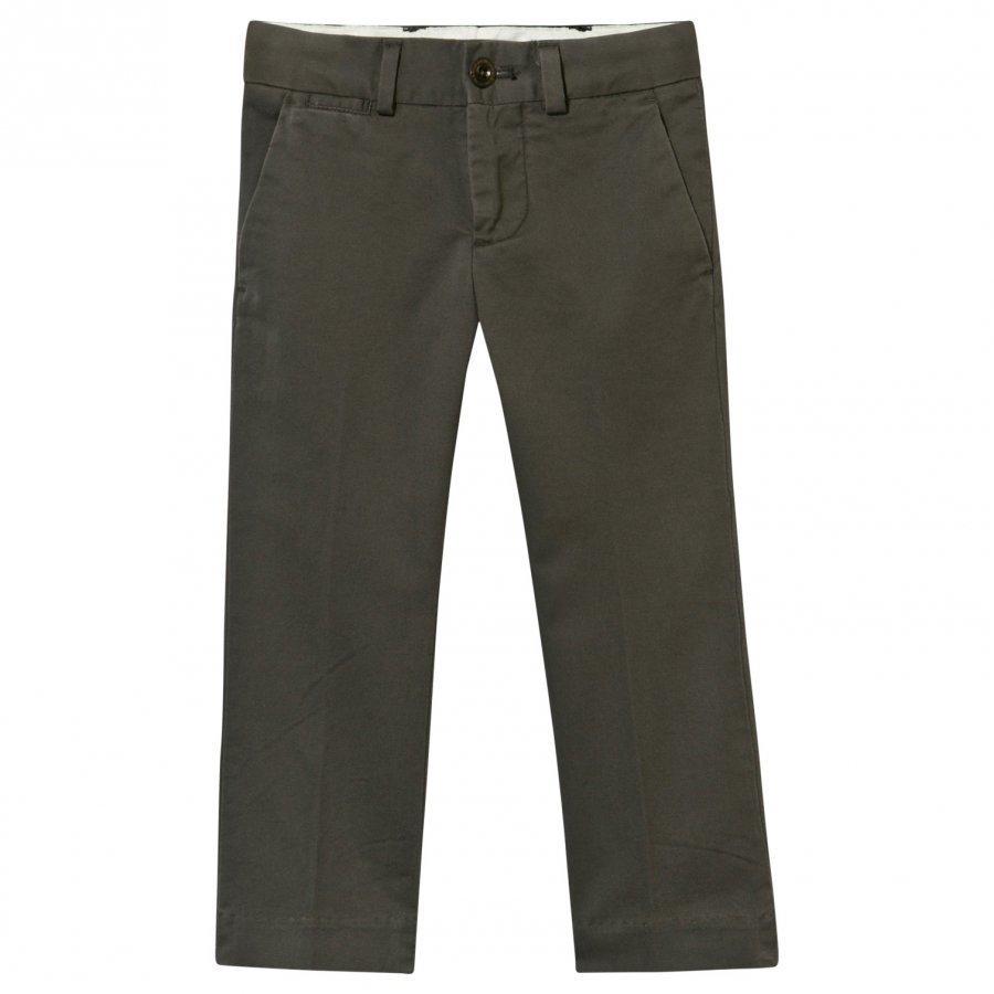 Ralph Lauren Skinny Housut Vintage Grey Chinos Housut