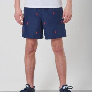 Ralph Lauren Traveler Sh Swimwear Boardshort Uimashortsit Sininen