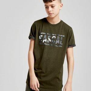 Rascal Camo Infill T-Paita Vihreä