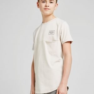 Rascal Chase Scoop T-Shirt Stone