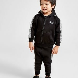 Rascal Excel Fleece Tracksuit Infant Musta
