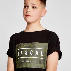 Rascal Excel Logo T-Paita Musta