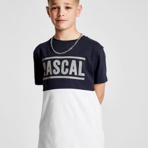 Rascal Laguna Colour Block T-Paita Sininen