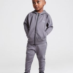 Rascal Mission Poly Tracksuit Infant Harmaa