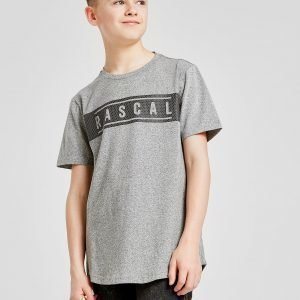 Rascal Skye T-Shirt Harmaa