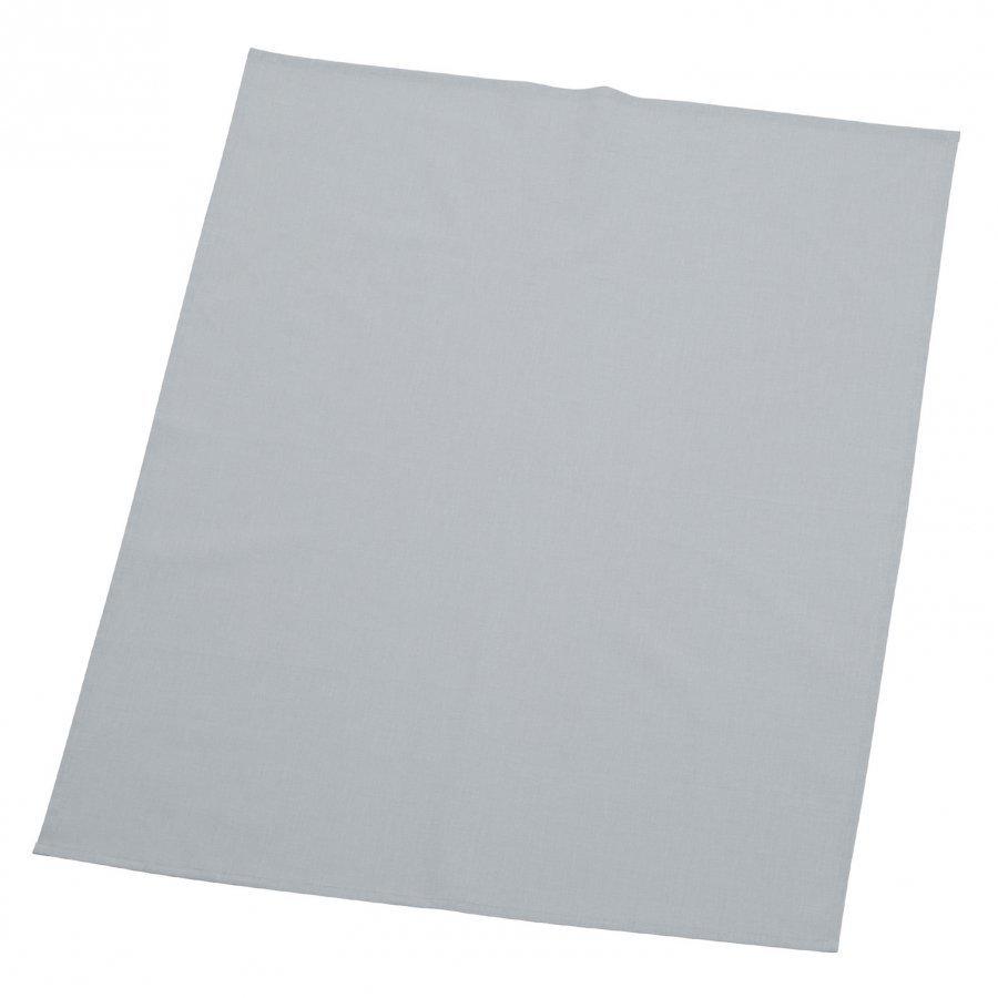 Rattstart Sheet Stroller/Cot Grey Muotoonommeltu Lakana
