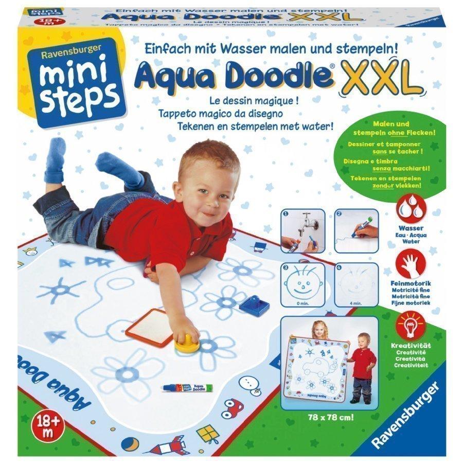 Ravensburger Ministeps Maalausmatto Aqua Doodle Xxl