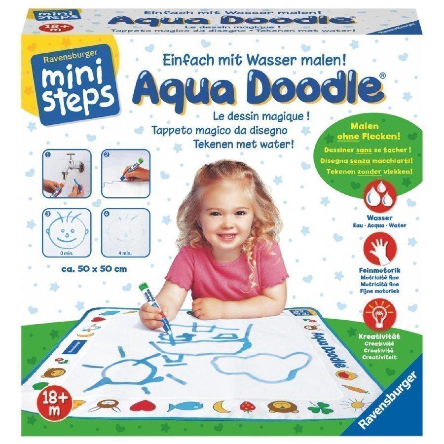 Ravensburger Ministeps Piirustusalusta Aqua Doodle
