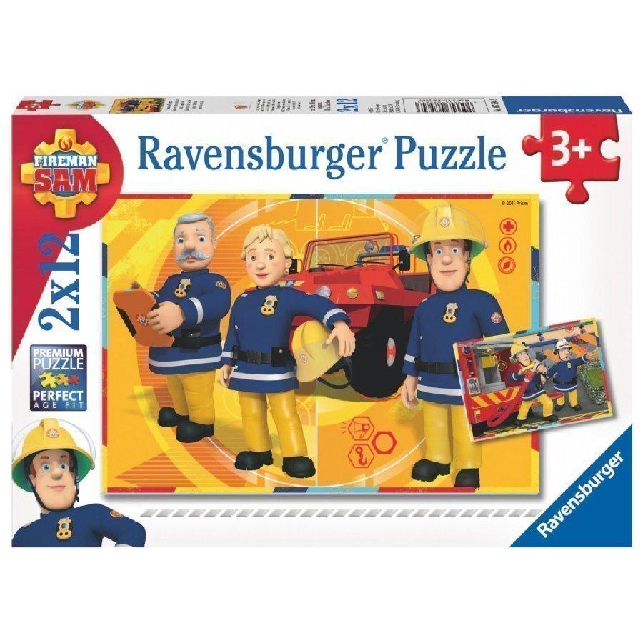 Ravensburger Palapeli Palomies Sami 2 X 12 Palaa