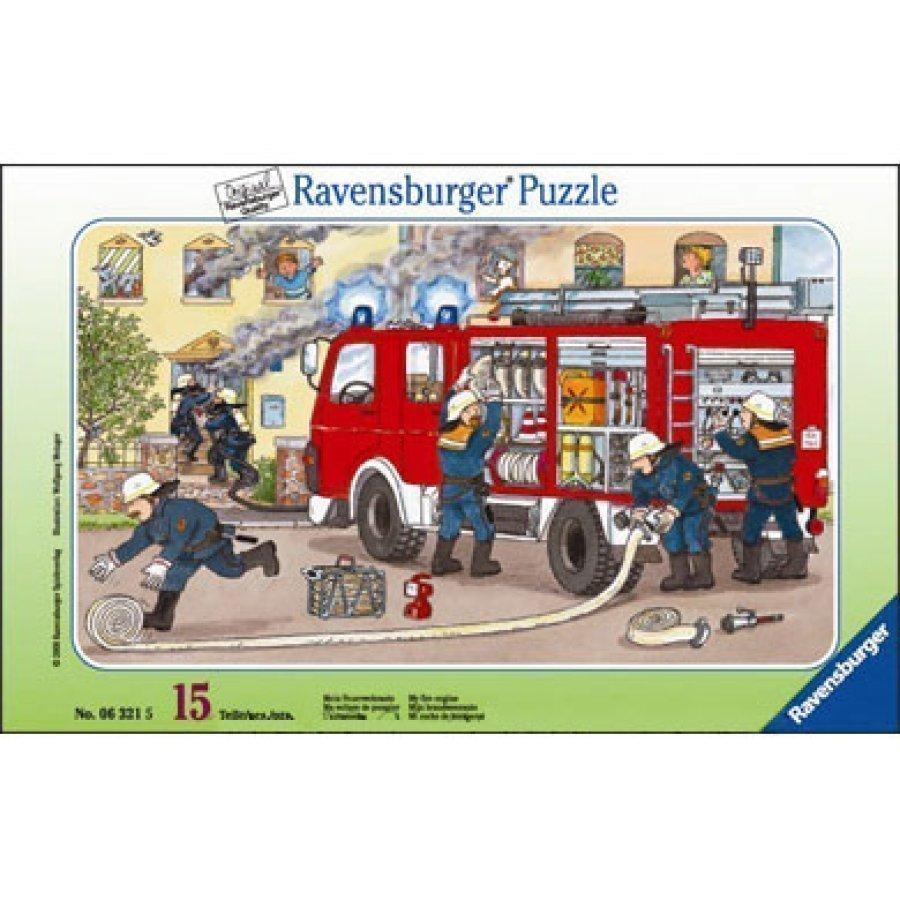 Ravensburger Palapeli Suuri Paloauto 15 Osaa