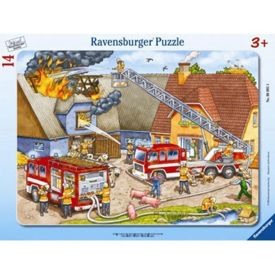 Ravensburger Palapeli Vettä! 14 Palaa