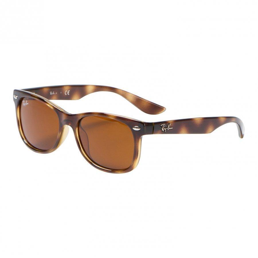 Ray-Ban New Wayfarer Sunglasses Tortoise/Brown Classic Aurinkolasit