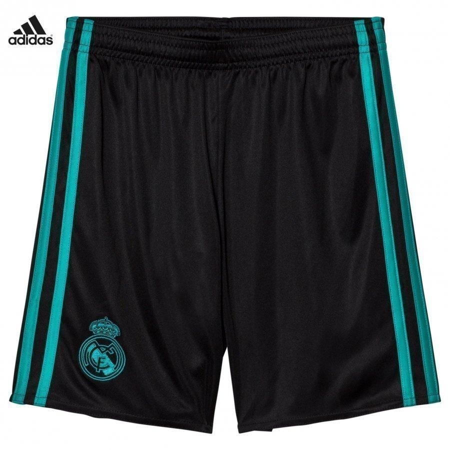 Real Madrid Cf ´17 Junior Away Shorts Jalkapalloshortsit