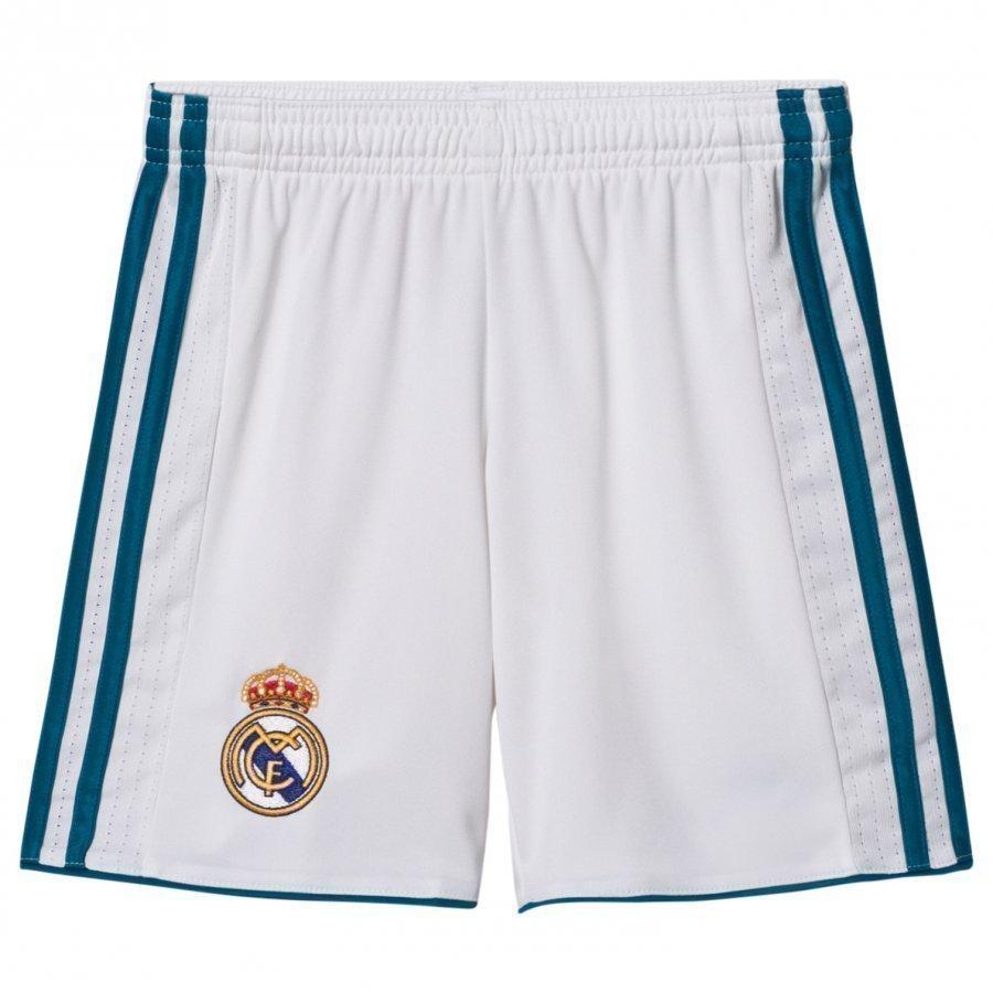 Real Madrid Cf ´17 Junior Home Shorts Jalkapalloshortsit