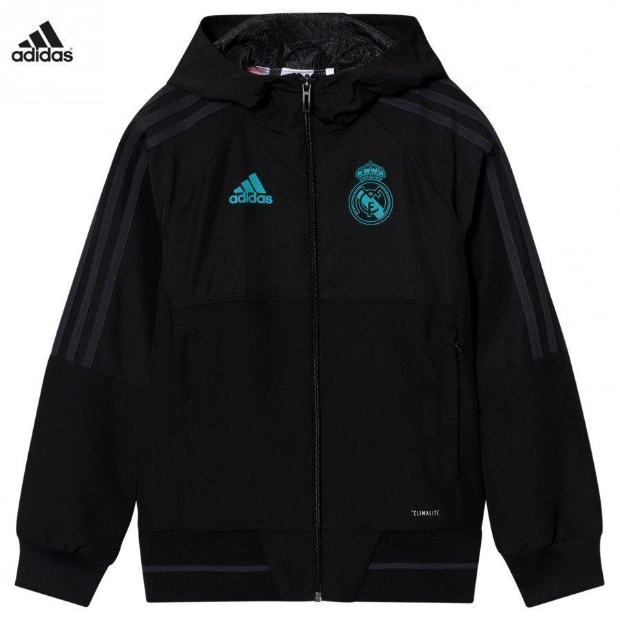 Real Madrid Cf ´17 Junior Pre-Match Jacket Jalkapallotakki