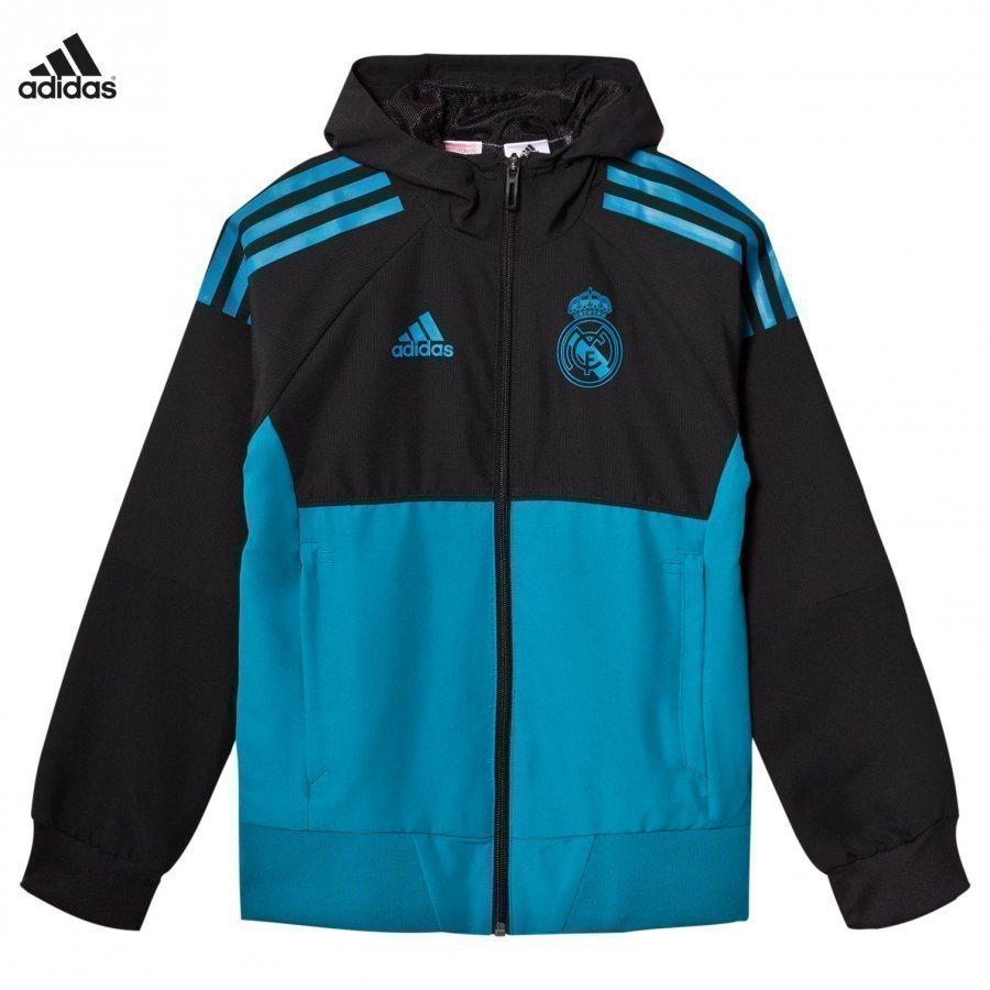 Real Madrid Cf ´17 Junior Pre Match Jacket Jalkapallotakki
