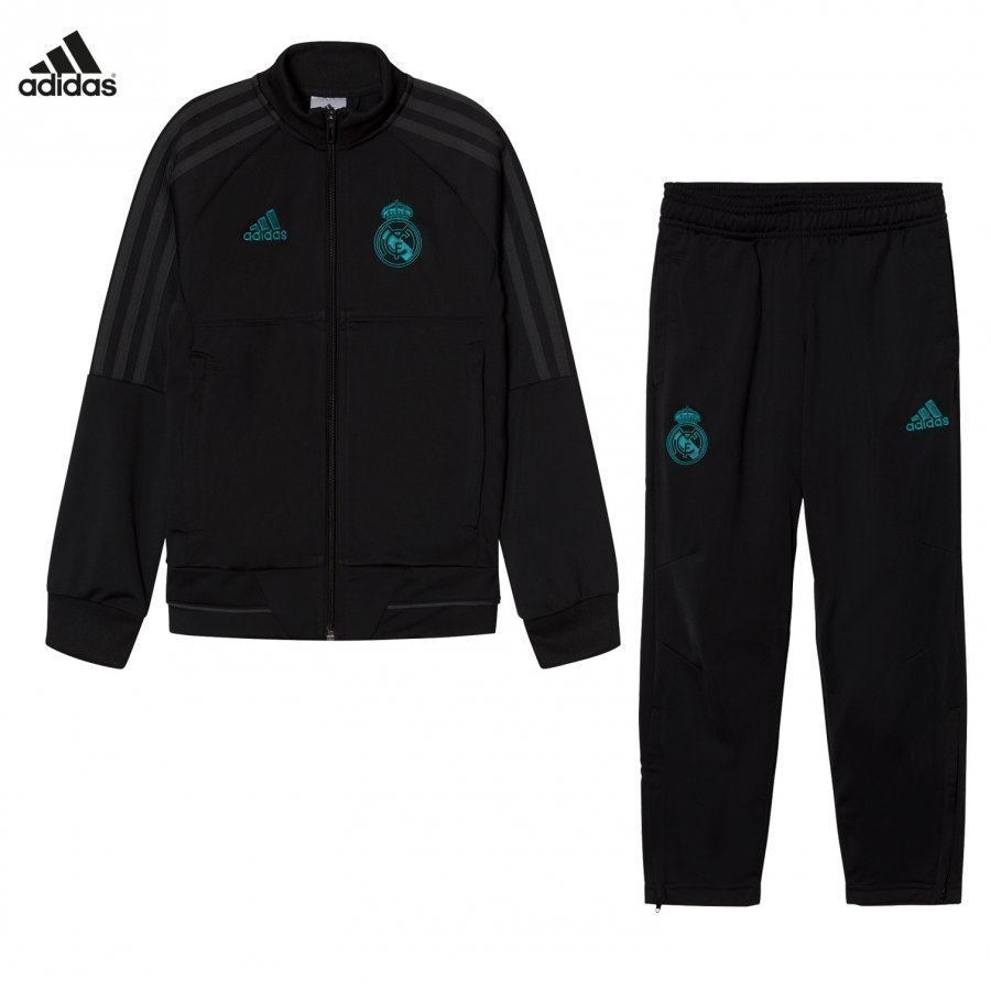 Real Madrid Cf ´17 Junior Training Tracksuit Jalkapalloasu